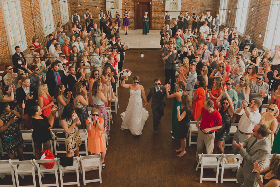 Saint Thomas Preservation Hall Wedding