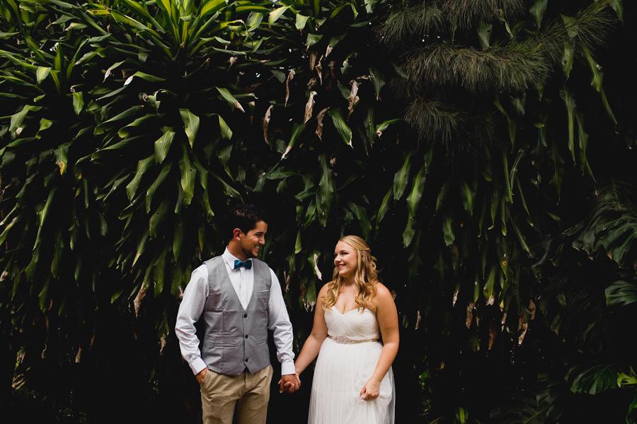costa rica mountain wedding