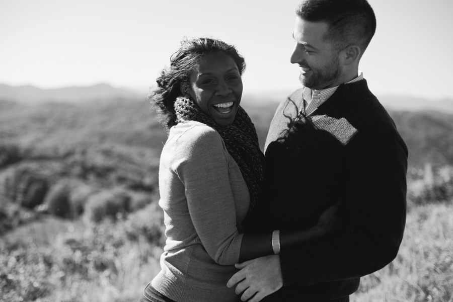 nc mountain engagement