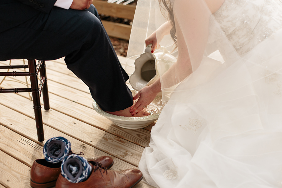 wedding of fear